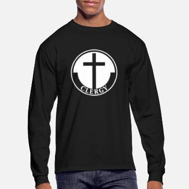 Christian Design Clergy Christian design - Men's Longsleeve Shirt