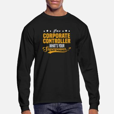 Corporate Corporate Controller - Men's Longsleeve Shirt