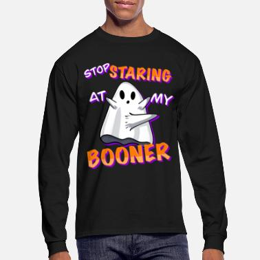 Funny Sarcastic Helloween Party Flirt T-Shirt - Men's Longsleeve Shirt