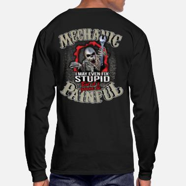 Mechanic Mechanic - Men's Longsleeve Shirt