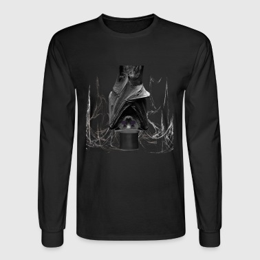 Saturn bat - Men's Long Sleeve T-Shirt