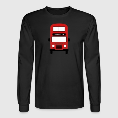 London Bus - Men's Long Sleeve T-Shirt