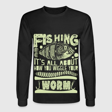 fishing - Men's Long Sleeve T-Shirt