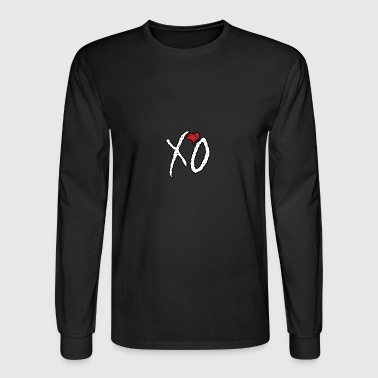 XOheart clothes. - Men's Long Sleeve T-Shirt