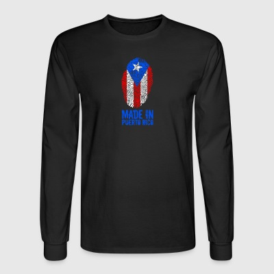 Made In Puerto Rico - Men's Long Sleeve T-Shirt