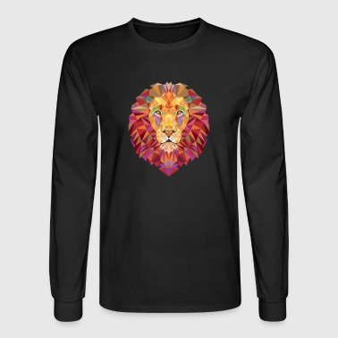 The Lion - Men's Long Sleeve T-Shirt