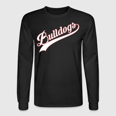 Bulldogs - Men's Long Sleeve T-Shirt