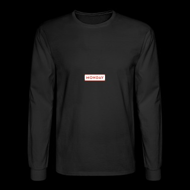 download - Men's Long Sleeve T-Shirt