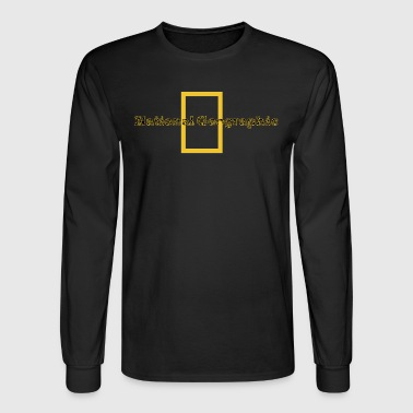 national geographic - Men's Long Sleeve T-Shirt