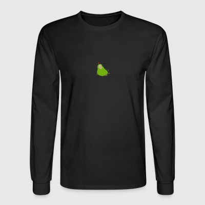 pear boy - Men's Long Sleeve T-Shirt