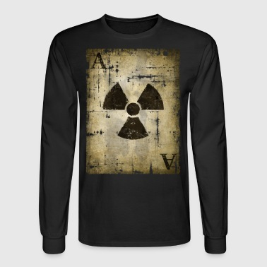nuclear ace - Men's Long Sleeve T-Shirt