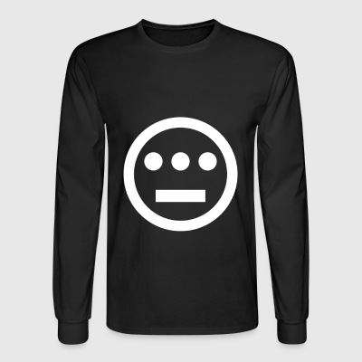 Hieroglyphics Logo American Underground - Men's Long Sleeve T-Shirt