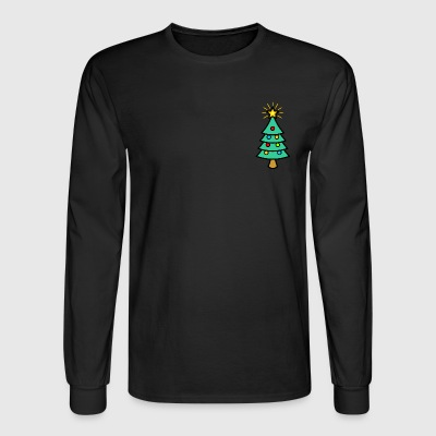 marry christmas - Men's Long Sleeve T-Shirt
