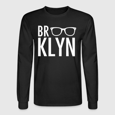 Brooklyn - Men's Long Sleeve T-Shirt