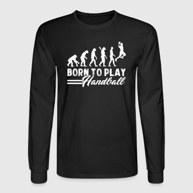 Handball Shirt - Men's Long Sleeve T-Shirt