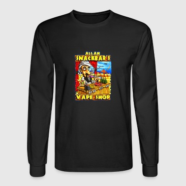 snackbar's - Men's Long Sleeve T-Shirt
