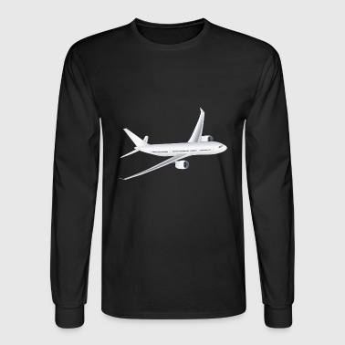 aeroplane - Men's Long Sleeve T-Shirt