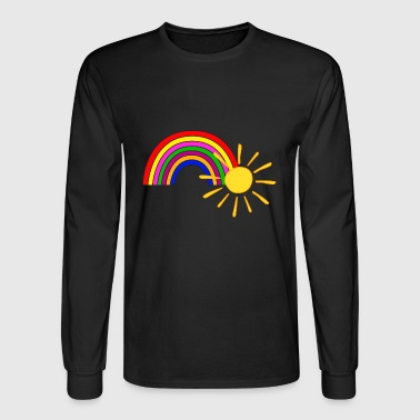 Baby Sun - Men's Long Sleeve T-Shirt