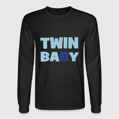 twins - Men's Long Sleeve T-Shirt