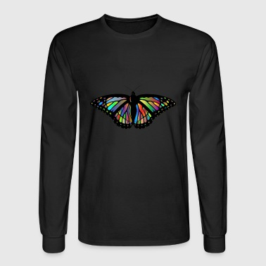 monarch butterfly - Men's Long Sleeve T-Shirt