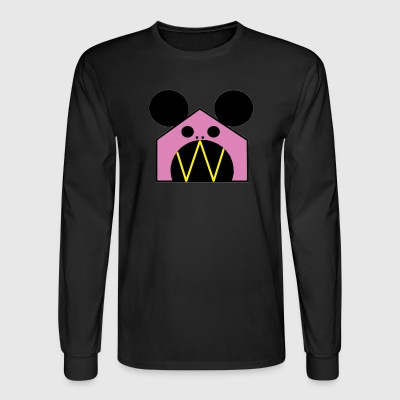 Mouse House - Men's Long Sleeve T-Shirt