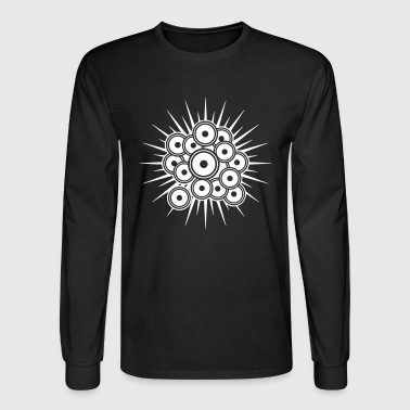 Psy Speakers - Men's Long Sleeve T-Shirt
