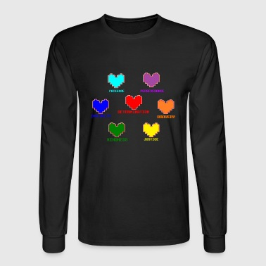 Undertale - Men's Long Sleeve T-Shirt