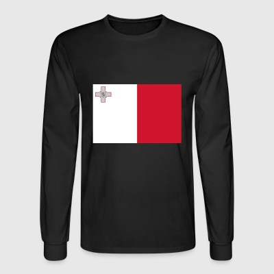 Malta - Men's Long Sleeve T-Shirt