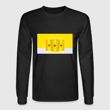 nuclear - Men's Long Sleeve T-Shirt