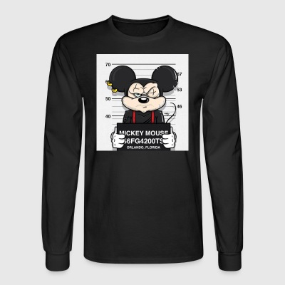 mickey - Men's Long Sleeve T-Shirt