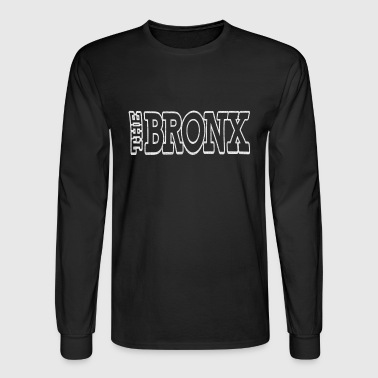 Cool The Bronx New York - Men's Long Sleeve T-Shirt