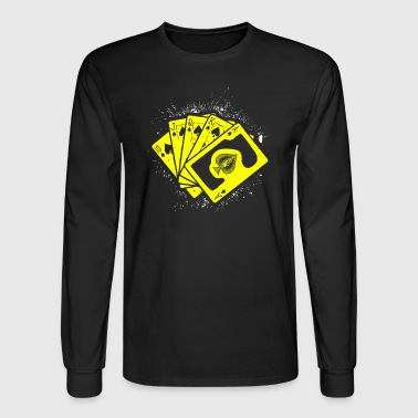 Poker Shirts - Men's Long Sleeve T-Shirt