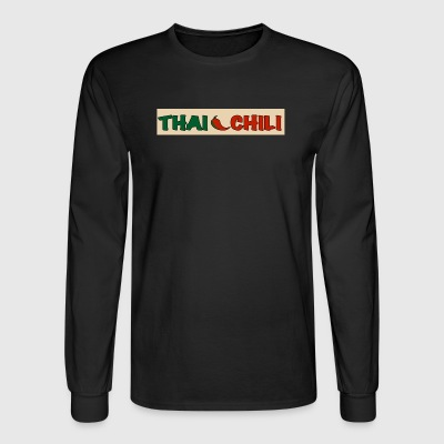 Thai Chili - Men's Long Sleeve T-Shirt