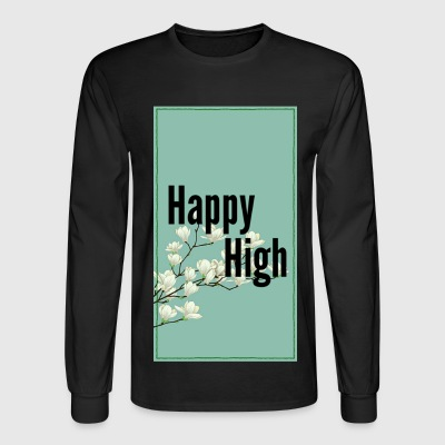 Happy High Tradition - Men's Long Sleeve T-Shirt