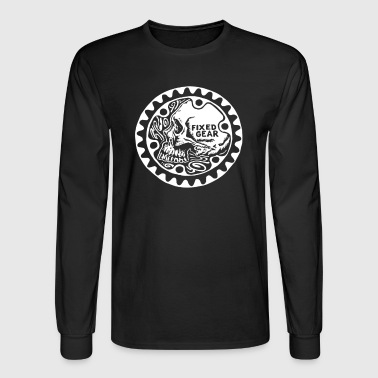 Fixed gear - Men's Long Sleeve T-Shirt