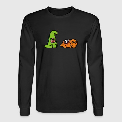Dinosaurs - Men's Long Sleeve T-Shirt