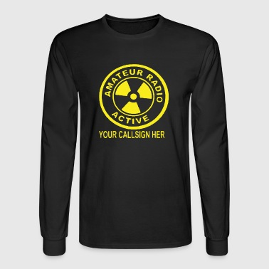 AMATEUR RADIO - Men's Long Sleeve T-Shirt