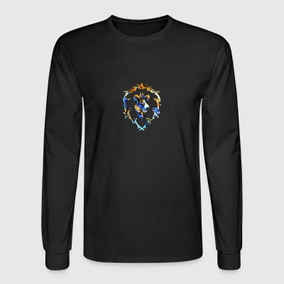 For The Alliance! - Men's Long Sleeve T-Shirt