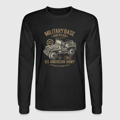 American Army - Men's Long Sleeve T-Shirt