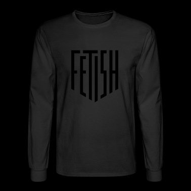 Fetish Shield - Men's Long Sleeve T-Shirt