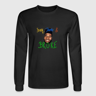 khalid - Men's Long Sleeve T-Shirt
