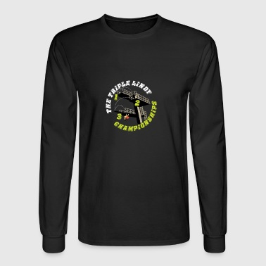 Triple Lindey - Men's Long Sleeve T-Shirt
