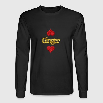 Ginger - Men's Long Sleeve T-Shirt