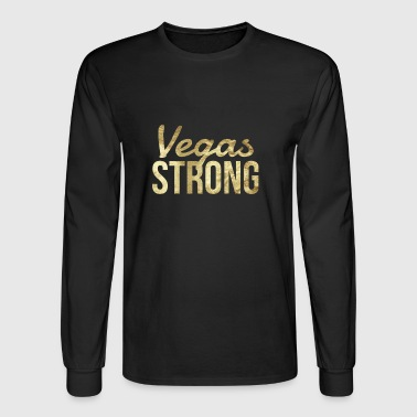 Las Vegas Strong - Men's Long Sleeve T-Shirt