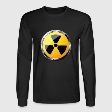 radioactive - Men's Long Sleeve T-Shirt