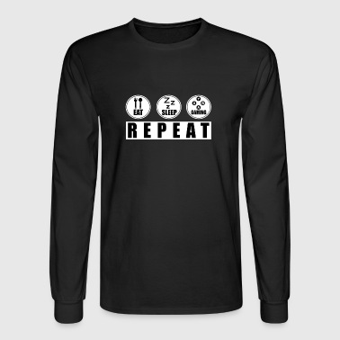 gaming - Men's Long Sleeve T-Shirt