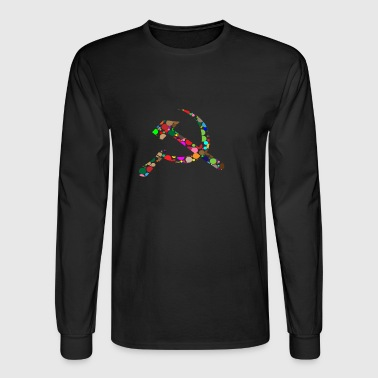 hammer and sickle - Men's Long Sleeve T-Shirt