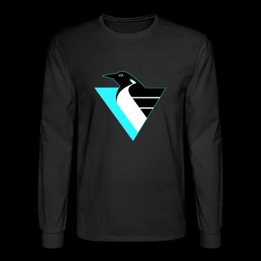 penguins - Men's Long Sleeve T-Shirt