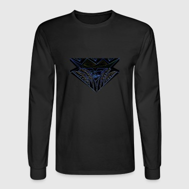 Ahsfac Diamond - Men's Long Sleeve T-Shirt