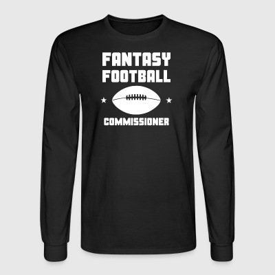 Fantasy Football Commissioner - Men's Long Sleeve T-Shirt